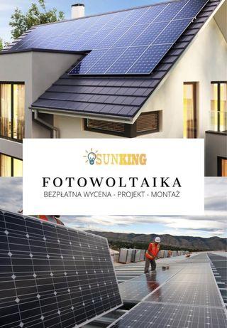 Fotowoltaika Kraków - Sunking - Instalacje i Panele Fotowoltaiczne