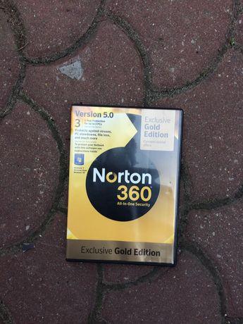 Sprzedam płytę Norton 360