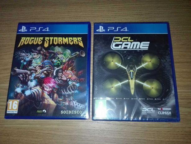 Jogos PS4 Rogue Stormers / DLC Game