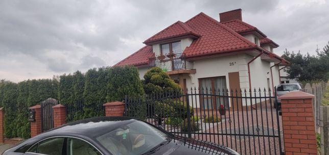 Dwa domy Białynin gmina Jeżów