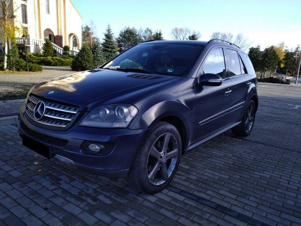 Mercedes ML W164 320 CDI Xenon Kamera Czarny sufit Okazja