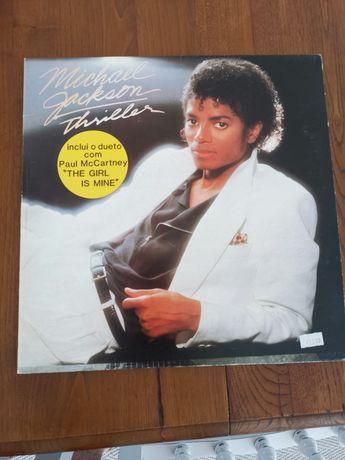 Vinil raro 1982 - Thriller - Michael Jackson