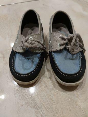Buty skórzane dla chłopca rozm 26 Hackett London