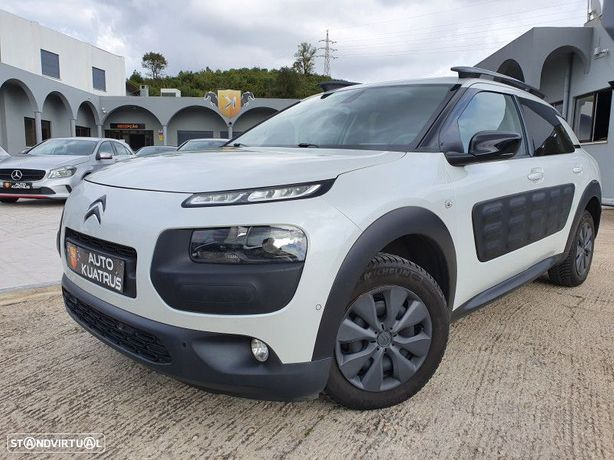 Citroën C4 Cactus 1.6 BlueHDi Shine