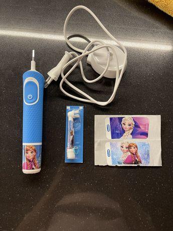 Продам электрическую зубную щетку oral b