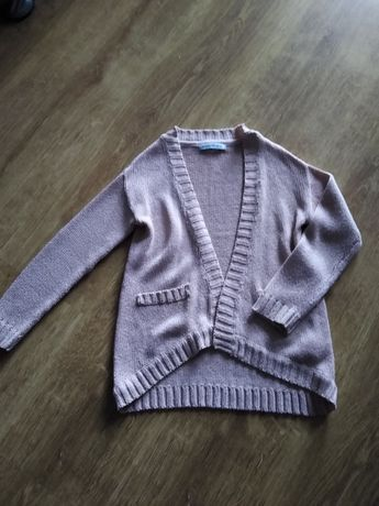 Kardigan sweter długi Reserved 98