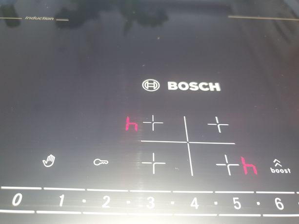 Płyta indukcyjna bosch - 2 pola sprawne
