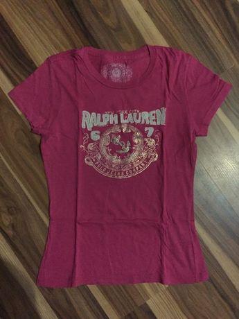 Ralph Lauren tshirt oryginał S/M