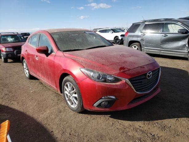 2016 Mazda 3 Touring из США!