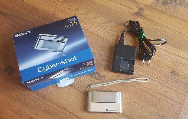 Câmara fotográfica Sony Cyber-shot DSC-T5