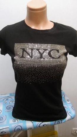 bluzeczka damska z kamyczkami