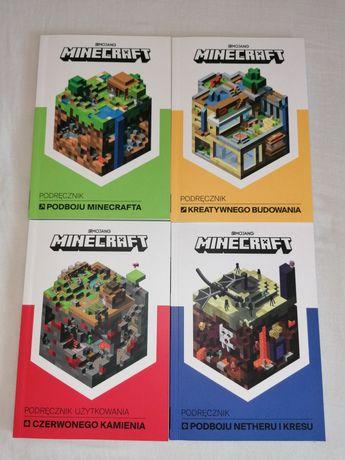 Minecraft poradniki do gry