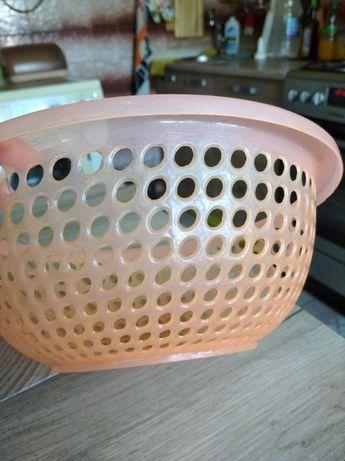 Большая миска фруктовница 27см диаметр