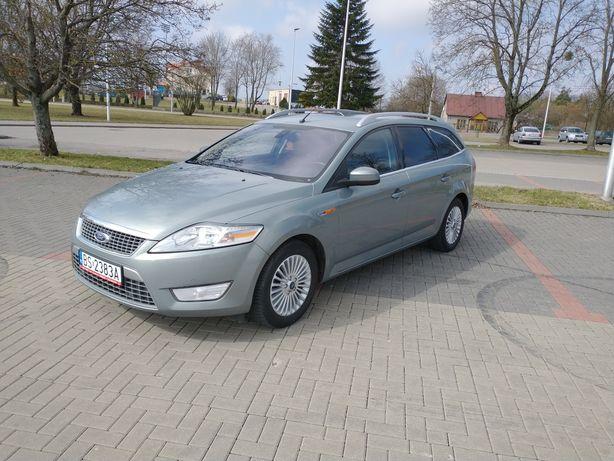 Ford mondeo 2 0 140km  titanium  conwers+