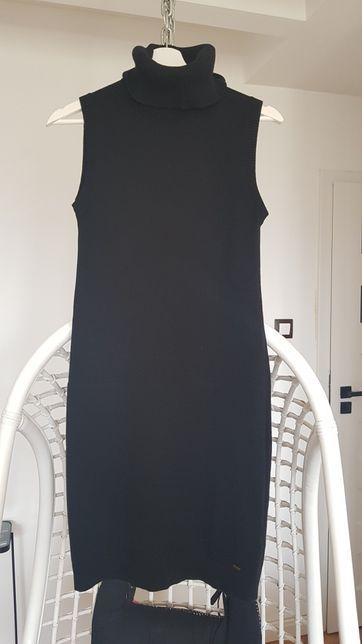 Tommy Hilfiger M sukienka - golf bez rękawów