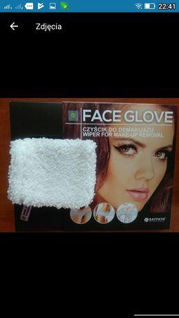 Face glove Raypath oryginalny czyścik, czyścik do demakijażu twarzy