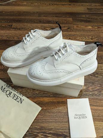 Кроссовочки Alexander McQueen