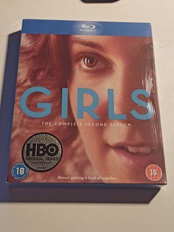 """Girls"" - drugi sezon serialu na Blu-rayu [W FOLII]"