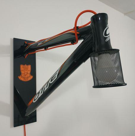 Candeeiro Quadro de Bicicleta