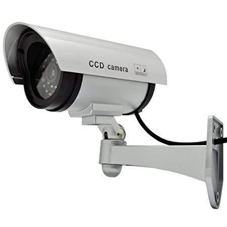 Муляж уличной камеры видеонаблюдения PT1100 CCD с датчиком движения