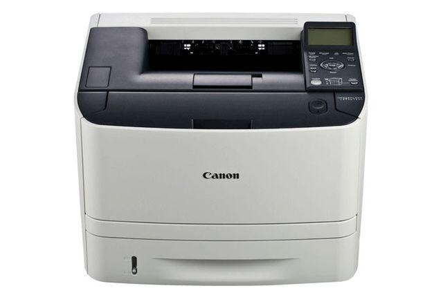 Принтер Canon LBP6670dn с LAN/ Дуплексом/ лазерный черно-белый / экран
