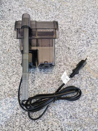(OFERTA ENVIO) Mini-filtro Cascata/Mochila ICA H80 190Lts/h usado