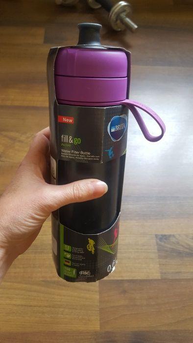Butelka filtrująca BRITA Fill & Go Active