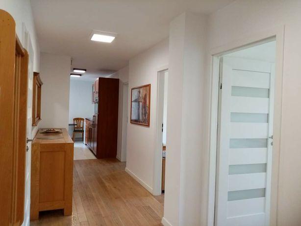 WYNAJMĘ 3-POKOJOWE (4-osobowe) mieszkanie