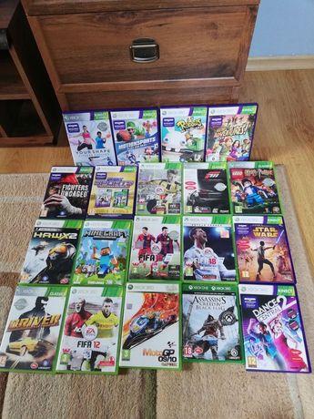 250 GRY Xbox 360 One S X Series Kinect GTA LEGO FIFA CZYTAĆ OPIS