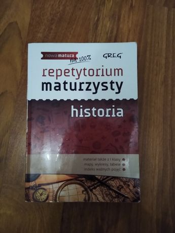 Repetytorium Maturzysty z Historii GREG
