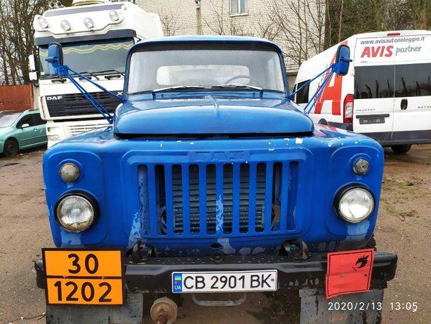 ГАЗ 5201 бензовоз
