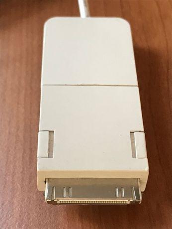 Cabo para iphone 4/4S, 30 pinos, ligação corrente
