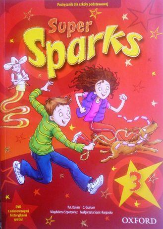 Super Sparks 3 Podręcznik dla szkoły podstawowej