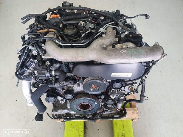 Motor Audi A5 2.7 TDI 2009 de 187cv, ref CGKA