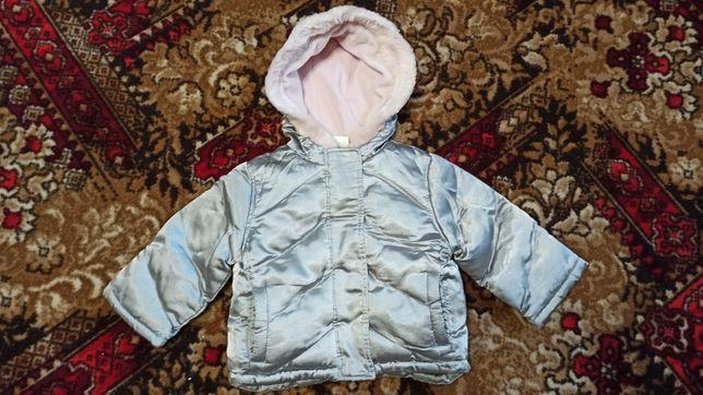 Демисезонные курточки на девочку
