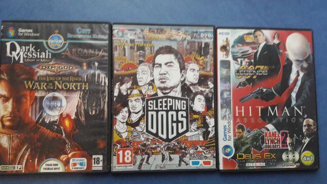Игры для PC распродажа!! 29 грн.