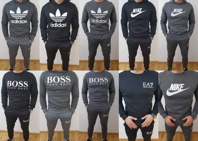 Komplety męskie z logo Adidas z Nike CK Boss kolory M-XXL!!!