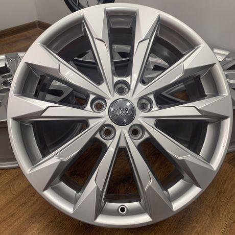 Оригинальные диски Audi Q3, VW Tiguan, Skoda Kodiak 5х112 R18