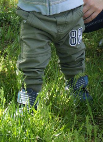 Брюки штаны джоггеры на мальчика Gloria Jeans Jee Jay