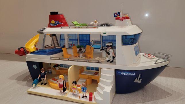 Statek wycieczkowy Playmobil