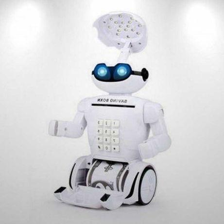 Копилка, сейф, ночник, робот