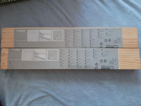 Rama drewniana Tyglosa Ikea 50x50 2 sztuki