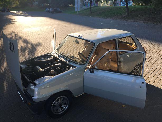 Renault r5 tx original