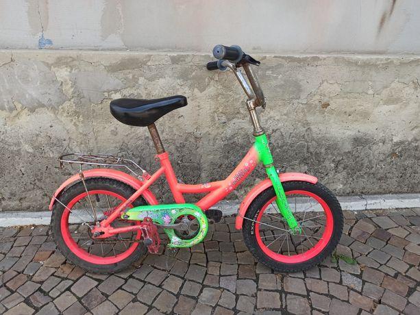 Велосипед девочковый