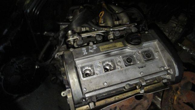 silnik 1.8 20v ADR Passat B5 Audi A4 kod silnika ADR