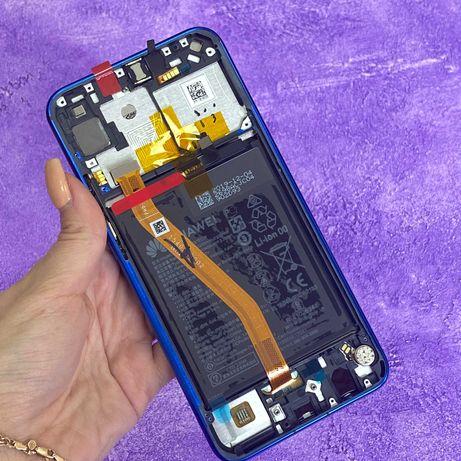 Дисплей модуль Huawei P Smart Plus INE-LX1 с рамкой Оригинал