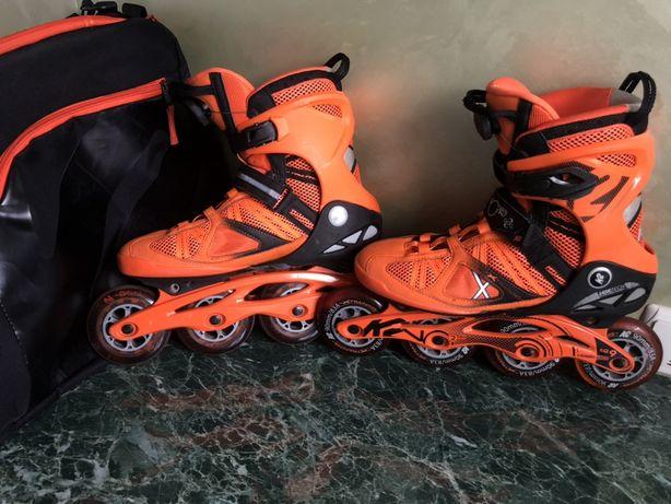 Ролики K2 Skate VO2 90 Boa (42 EUR, розмір)
