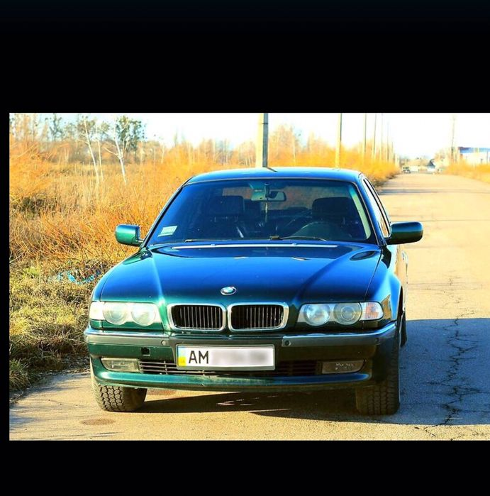 Разборка BMW 740 E38 M60 B40 5 HP30 Мелитополь - изображение 1