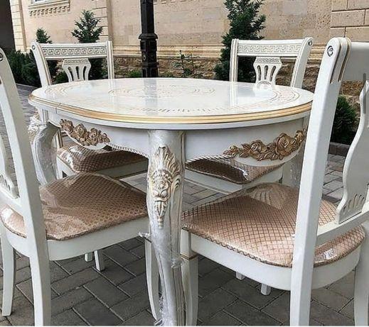 Продам стол 6 стульев