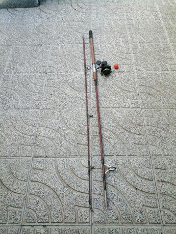Vendo cana de pesca vintage 3.30 Mts